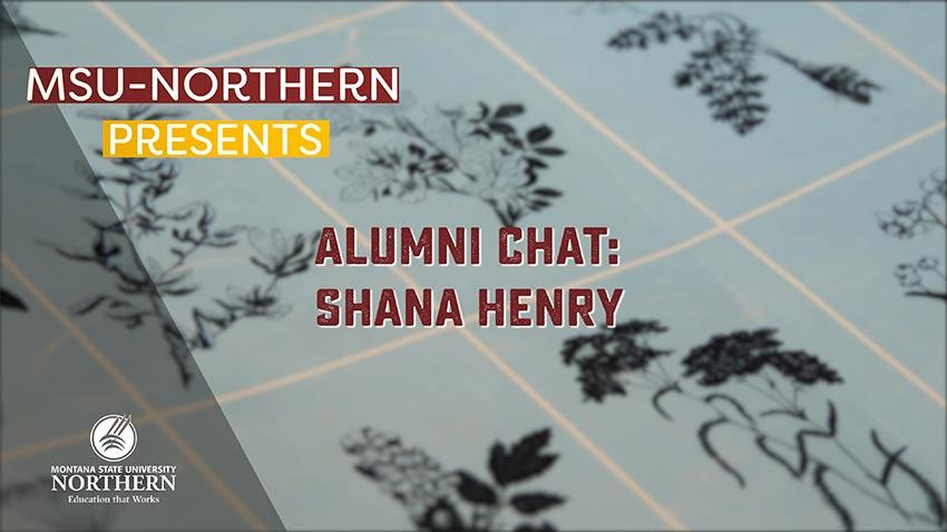 Click to watch this short video about MSU-Northern alumni Shana Henry and the Education program.