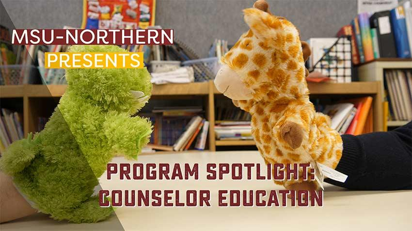 Click to watch this short video about the MSUN Counselor Education program.