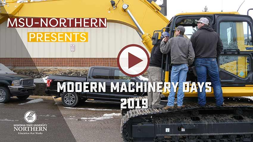Bill Crandall, CEO of Modern Machinery, talks about Modern Machinery Days, and his company's new program to assist diesel students in paying off their loans.