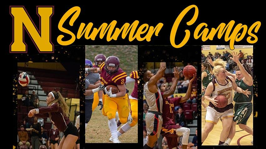 Northern Summer Sports Camps - Lights Football & Basketball, Skylights Basketball & Volleyball