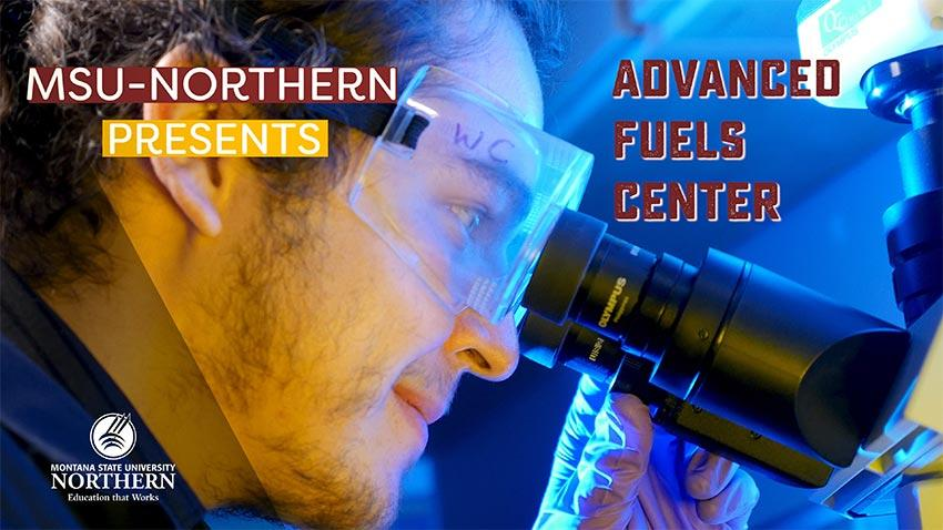 Watch this video to find out about all of the amazing things happening at Northern's Advanced Fuels Center!