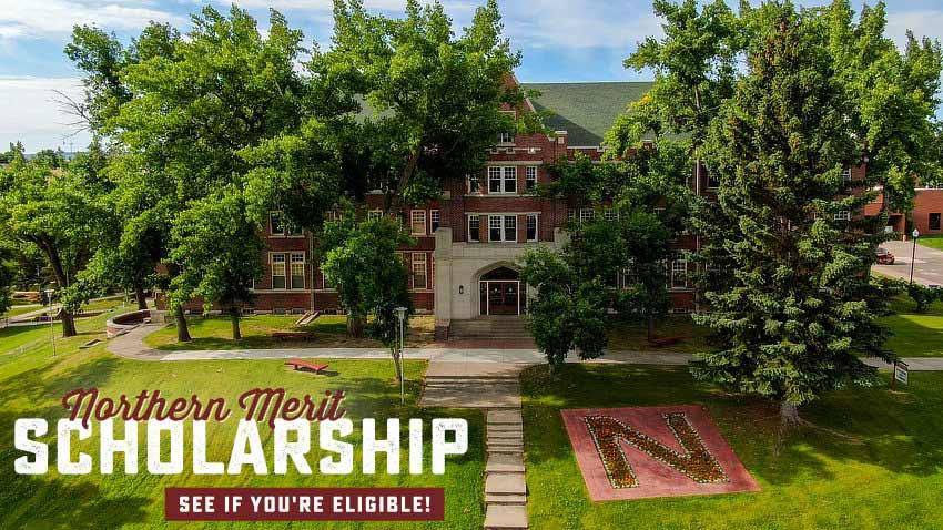 Northern Merit Scholarship - See if you're eligible! [Donaldson Hall]