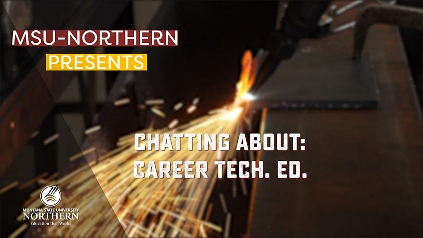 Watch this short video to find out about Career Technical Education and the benefits of studying the field.