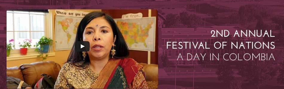 Click to view video - Second Annual Festival of Nations