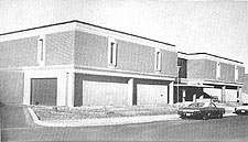 Brockmann Center circa 1972