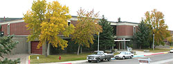 Brockmann Center, circa 2002
