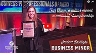 Video: Small Business Management minor