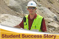 Student Success Story: Matthew Bean