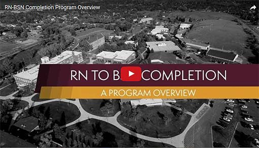 Video Link: MSU-Northern's RN to BSN Completion program - Click to View