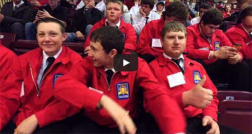 Video Link: 45th Annual SkillsUSA Competition - Click to View