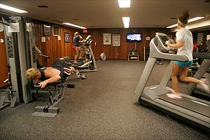 MSU-Northern Fitness Center