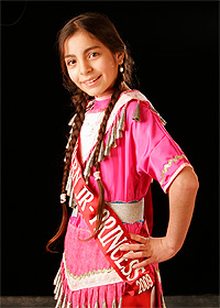 Miss Indian MSUN Jr. Princess 2008-2009