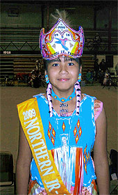 Miss Indian MSUN Jr. Princess 2009-2010