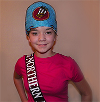 Miss Indian MSUN Junior Princess 2011-2012
