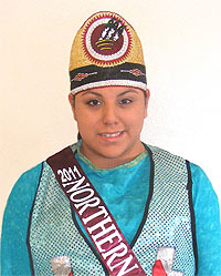 Miss Indian MSUN Senior Princess 2011-2012