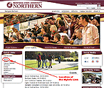 MSU-Northern Home Page