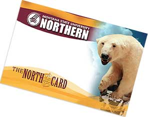 The North Card