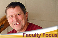 Faculty Focus: Byron Ophus
