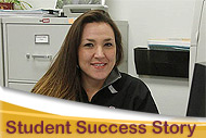 Student Success Story: Caralee Fortin