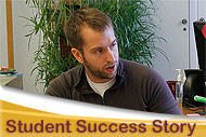 Student Success Story: Chris Reed