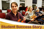 Student Success Story: Leah Olson