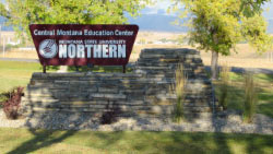 MSUN Lewistown campus sign