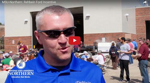 Video Link: Rehbein Ford Incentive @ TekNoXpo - Click to View